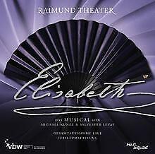 Elisabeth - Das Musical - Gesamtaufnahme Live - Jubiläumsf... | CD | Zustand gut