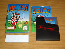 NES OPEN TOURNAMENT GOLF - NINTENDO NES PAL B ESPAÑA - COMPLETO