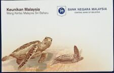 Malaysia 20 Ringgit Note With Folder Uncirculated