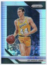 2018-19 Panini Prizm Hyper #145 Jerry West Los Angeles Lakers Baloncesto Tarjeta