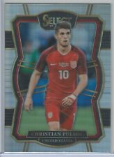 2017-18  Select Silver Prizm Refractor #124 Christian Pulisic USA