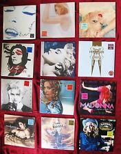 COMPLETE SET Madonna SEALED STICKER 12 LP Record Vinyl Set PROMO Sticker Box Set