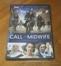 Call the Midwife: Season One (DVD, 2-Disc Set) 1 British tv show series NEW