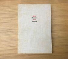 Buch Die Männer von Manzell. Erinnerungen des ersten Zeppelin-Kapitäns Hacker