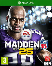 Madden NFL 25 (American Football 1989 - 2014) XBOX ONE IT IMPORT ELECTRONIC ARTS