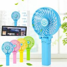 Portable Adjustable Mini USB Fan With Hook Stand Clipper