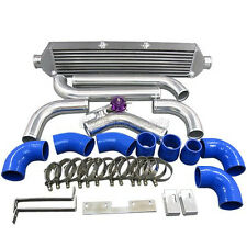 CXRacing Aluminum Intercooler kit For 2010-2013 2nd Gen MazdaSpeed3 2.3L DISI