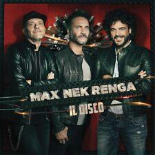 MAX NEK RENGA - Il Disco (2 CD - nuovo sigillato)
