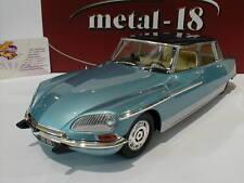 "Metal-18 18003B - Citroen DS21 Chapron Lorraine 1969 "" hellblau metallic"" 1:18"
