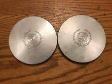 1995-1998 Cadillac Deville Concours Machined OEM Center Cap P/N 9593128 MOLD 356