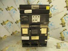 SQUARE D ME36400LS 400 A 600 V 3 P MICROLOGIC ELECTRONIC TRIP CIRCUIT BREAKER