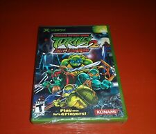 Teenage Mutant Ninja Turtles 2: BattleNexus (Microsoft Xbox, 2004) -New