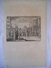 Théodore de BRY - [Petits Voyages] - Scène animée - Voyage en Orient