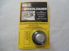 HKS Speedloader;  NEW;  27-A;  6-Shot;  38 Spec;  357 Mag;  Fast & Dependable
