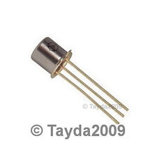 2 x 2N2222A 2N2222 NPN Transistor 0.8A 40V TO-18