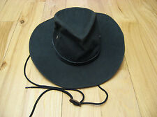 Outback Trading Kodiak Oilskin Hat 100% Wool Size Small Made is the USA