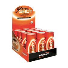 EthicSport Extra Shot Energy tonico ed energetico box da 12 pz Ethic Sport