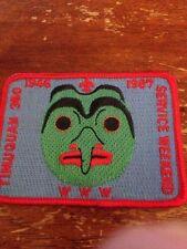 Timuquan Lodge #340 1987 Service Weekend OA Order of the Arrow BoxU-138