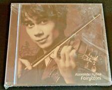 Alexander Rybak - Fairytales  CD Album 12 Tracks Rare French Edition Eurovision