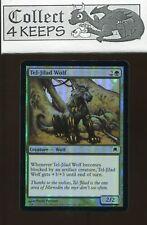 MTG Magic the Gathering Darksteel Foil: Tel-Jihad Wolf (Nrmt 88/165)