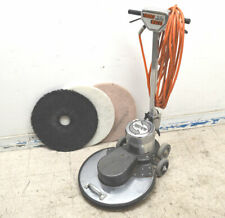 Thoro Matic Tm2000 2000 Rpm 20 Floor Scrubber Buffer Polisher Walk Behind 115v