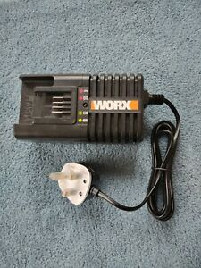 WORX WA3860 20V Lithium Fast Charger 1 Hour Charger. Brand New