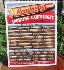 Remington Vintage Hunting Signs for sale | eBay