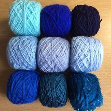 Unbranded Mixed Lot Crocheting & Knitting Yarns