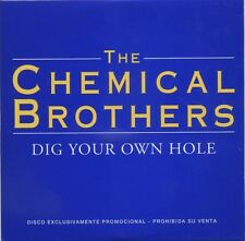 The Chemical Brothers - DIG YOUR OWN HOLE - Spanish Promo CD, Very RARE