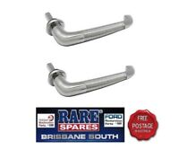2 X HOLDEN FX FJ OUTER DOOR HANDLE BRAND NEW RARE SPARES BRISBANE SOUTH
