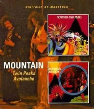 Twin Peaks/avalanche 5017261209726 by Mountain CD