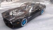 71 Pontiac Firebird Trans Am Custom Painted Brushless RC Touring Car 2sLipo 45+
