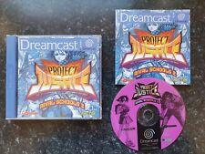 Project Justice Rival Schools 2 Sega Dreamcast Game Complete VGC