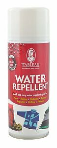 Tableau Water Repellent Treatment Spray 400ml for Tents, Leather, Clothing etc.
