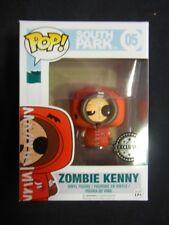 Funko Pop South Park Zombie Kenny #05 Vinyl Figure