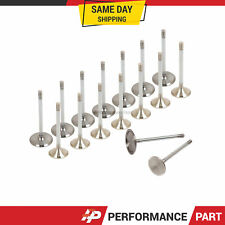 Intake Exhaust Valves for 05-10 Chrysler Dodge Charger Jeep Grand Cherokee 6.1
