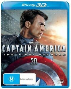 Captain America: The First Avenger 3D (Blu-ray 3D)