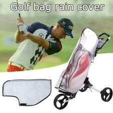 Golf Bag Rain Cover Waterproof Protection Balls Clubs Storage Case Travels