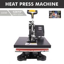 More details for crenex  25x30cm 900w heat press machine sublimation printer digital transfer