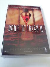 """DVD """"DARK STORIES 2 II"""" EN MUY BUEN ESTADO TERROR"""