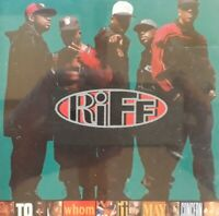 Riff-To Whom It May Concern CD.1993 EMI E2 81162.Baby It's Yours/Hold On Me+