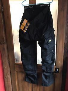 snickers work trousers 36 waist 32 Length With Holster Pockets