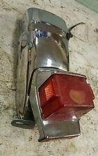 1982 Yamaha virago 750 rear fender and brake light