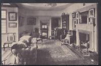 Worcestershire Postcard - Georgian Drawing Room, Lygon Arms, Broadway T383