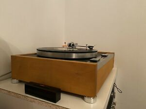 Thorens TD125 Turntable With SME Tonearm Upgraded By Berlin Vintage Turntables