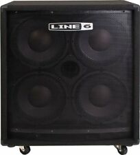 Line 6 LowDown 410 Cabinet New Old Stock In Box LD410 Cab Free Shipping!
