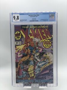 Uncanny X-Men #281 CGC 9.8 WP 2nd Printing 1st  App Trevor Fitzroy Marvel