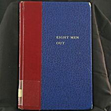 Eight Men Out by Eliot Asinof,  Holtzman Sports Classics Edition 1995