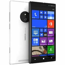 NOKIA 830 RM-984 16gb Unlocked Quad Core 10mp Camera Windows Phone 4g Smartphone