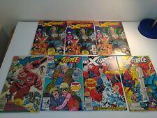 X-Force #1 Comic Book Lot 7 Issues